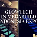 GlowTech In Megabuild Indonesia Expo